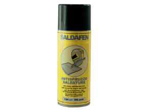 Zaščita površine pred lepljenjem kapljic pri varjenju